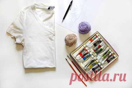 Bezdushna Fashion: DIY, Fashion, Lifestyle: DIY: Декорируем футболку своими руками data:blog.metaDescription