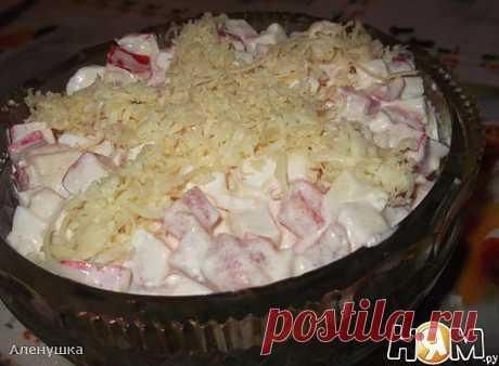 """Салат """"Янтарный """" - Рецепты, блюда - Ням.ру"""