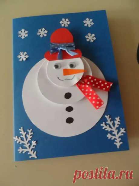 Как сделать снеговика из бумаги (53 фото) - cozyblog - медиаплатформа МирТесен