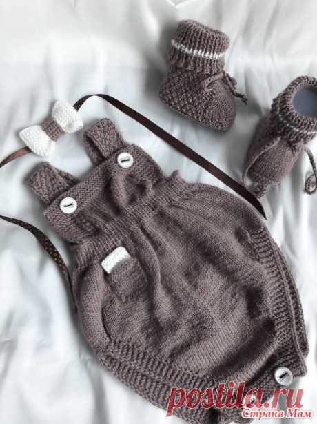 Боди. Вязание для детей - Страна Мам