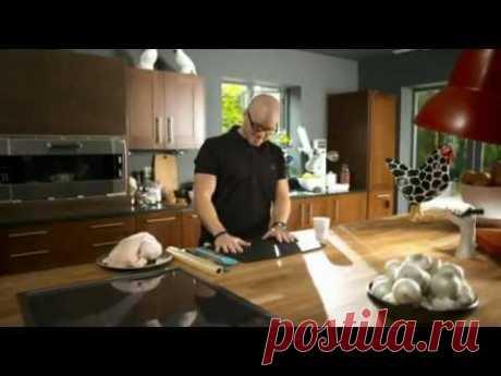 Как готовить как Хестон - Курятина — Блюменталь Хестон — видео
