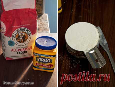 Мука для тортов Cake flour рецепт - Mom Story