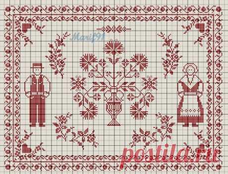 Gallery.ru / Фото #25 - SAMPLERS - Mongia