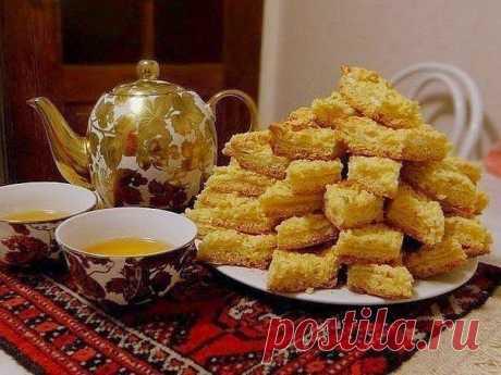 Пирожное «Каракум»
