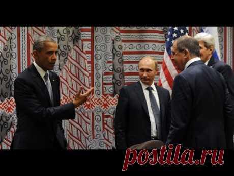 От такого действия Путина, Обама не ожидал! 31.12.2016 HD