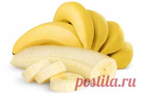 Бананы вместо лекарств! 7 случаев, когда лучше съесть плод,чем таблетку! - Полезные советы красоты