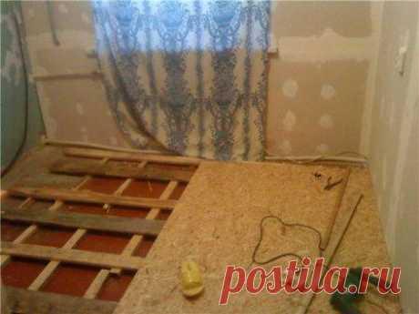Быстрый и недорогой ремонт своими руками в доме