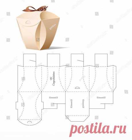 Как сделать разную упаковку для подарков