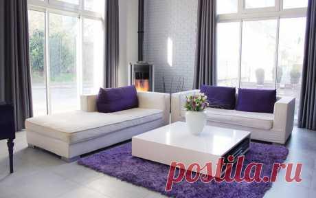 Ковер в гостиной: подо что в интерьере надо подбирать его цвет - 5 идеальных вариантов решений | Dream house | Яндекс Дзен