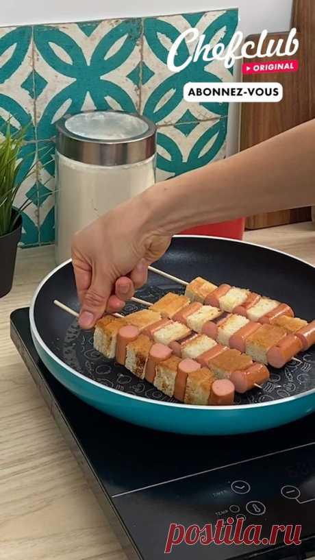 Barquettes de pomme de terre cocotte ! Et leurs mouillettes qui ne prennent pas l'eau. Une recette facile à faire avec des saucisses et du pain ! Et pour encore plus d'idées de recettes, abonnez-vous…