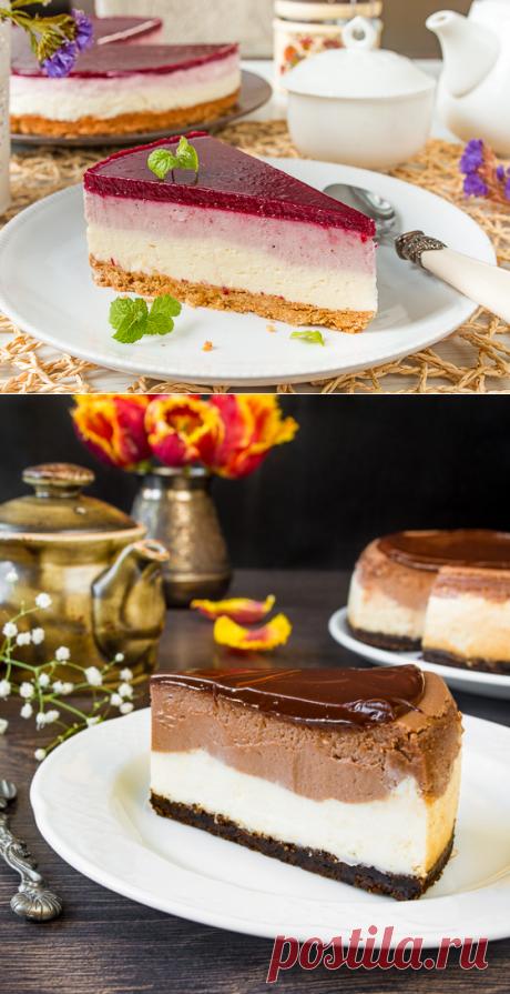 Чизкейки - все проверенные рецепты чизкейков с фото на Вкусном Блоге