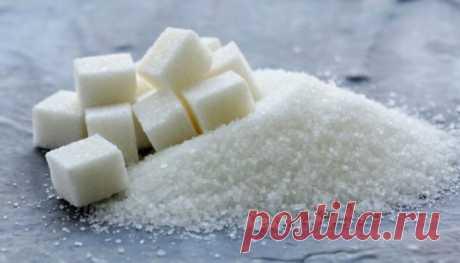 7-дневный план детоксикации сахара для сжигания 14 лишних кг