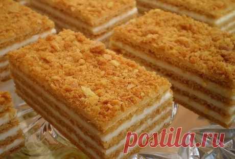 Вкуснейший торт без выпечки: шикарный десерт, который не отнимет у вас много времени!