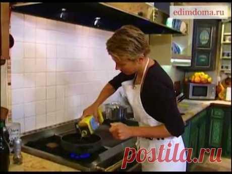 Юлия Высоцкая -  Лучший рецепт сырников - YouTube