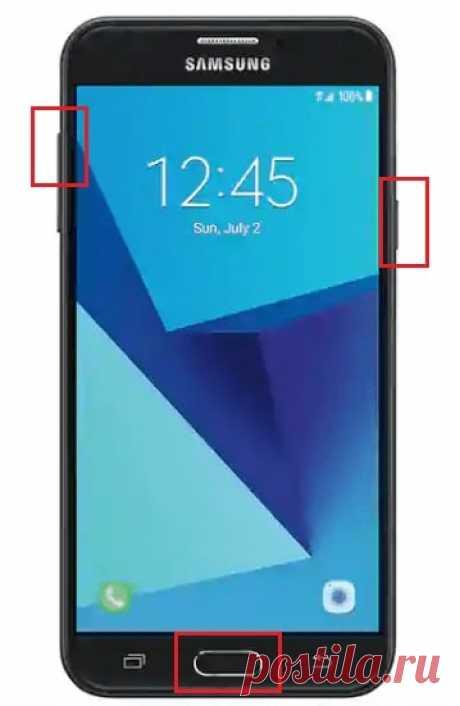 3 способа сбросить смартфон или планшет Samsung до заводских настроек.
