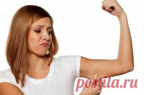 Для дряблых рук: как подтянуть мышцы и кожу на руках, когда руки опустились. Это работает! | О Женском | Яндекс Дзен