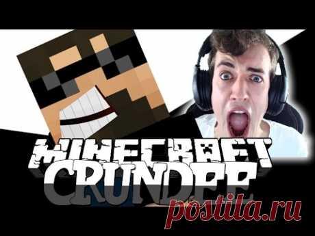 Minecraft: CRUNDEE CRAFT | GERTRUDE GET KIDNAPPED!! [33]