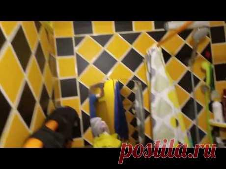 Покраска керамической плитки в ванной, кухне, на полу: выбор необходимой краски, пошаговая технология работ | MyKrasim.ru | Яндекс Дзен