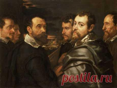 Штрихи к портрету: пять головокружительных историй о Рубенсе