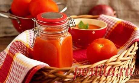 Самый полезный кетчуп - это кетчуп, сделанный своими руками ! — Мегаздоров