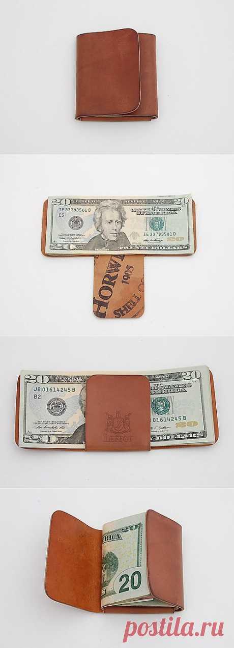 Бумажник своими руками: подвид простейшие / Простые выкройки / Модный сайт о стильной переделке одежды и интерьера
