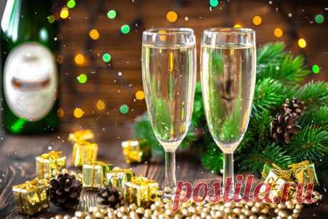 5 reglas del servicio de la mesa de Año Nuevo   Goodhouse.ru