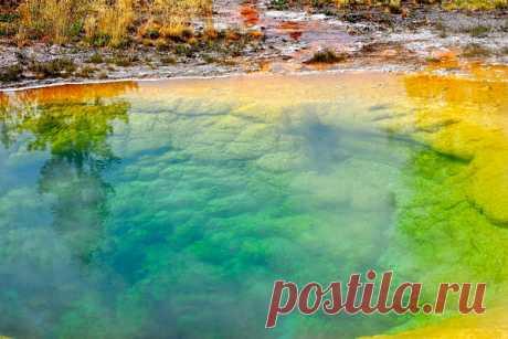 Озеро Утренней Славы (англ. Morning Glory Pool) — геотермальный источник в Йеллоустонском парке в США. Озеро Утренней Славы самое известное и необычное. Цвет воды в озере обусловлен развитием огромного числа микроорганизмов. Периодически озеро извергалось как гейзер во время увеличения сейсмической активности в регионе или землетрясениях.