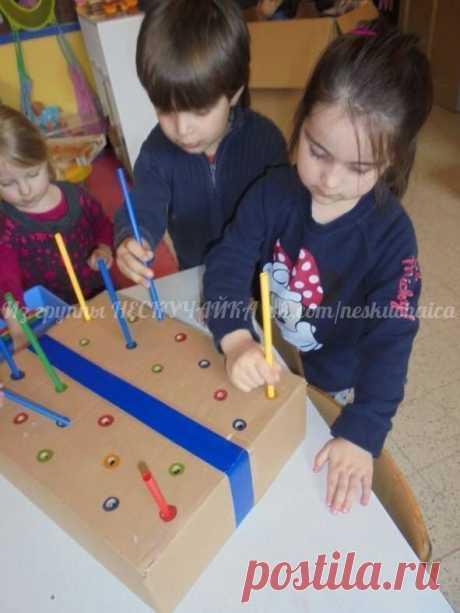 Игры, игрушки для детей своими руками, самодельные игрушки | игры развивашки для детей из фетра