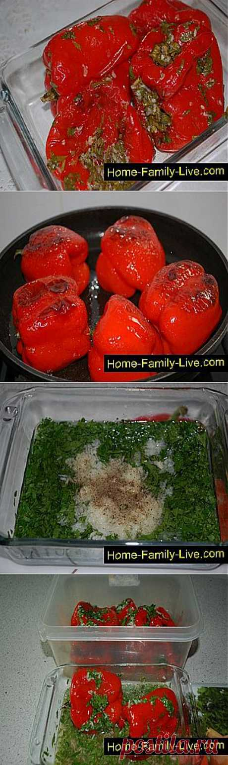 Кулинарные рецепты Маринованный перец » Кулинарные рецепты