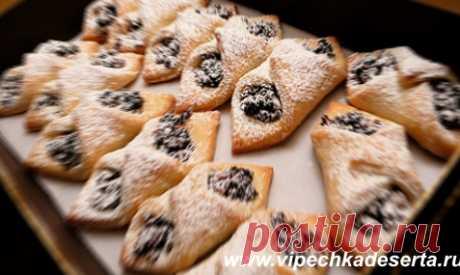 Песочное печенье МИНУТКА   Выпечка и десерты