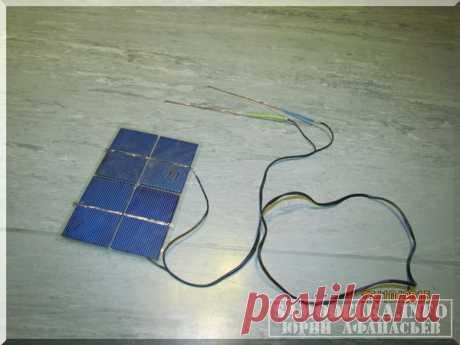 Самодельный электростимулятор роста растений