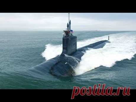 What's Inside The Largest Nuclear Submarines in The U.S. Navy - YouTube