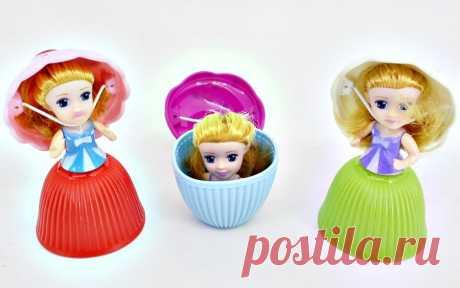Кукла в яйце с последующей трансформацией и превращением в куклу в шляпе и сарафане. Рыжеволосые куклы от китайских производителей в красных, синих, голубых и зеленых платьях.