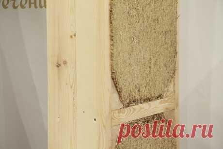 Дом из соломы - усовершенствованная технология. / Блог им. slava_dushin
