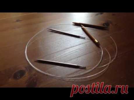 Как выпрямить нейлоновые лески от спиц. Реанимация лески