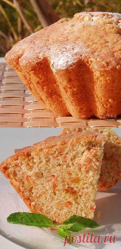 голые рецепты - Оранжевый день с морковкой