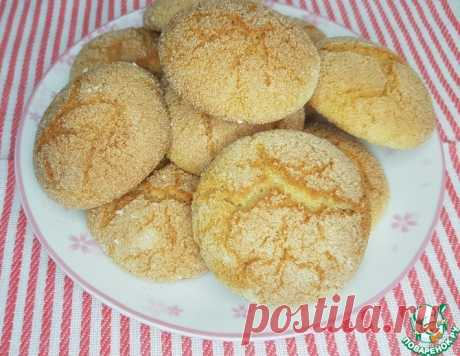 Печенье из манки – кулинарный рецепт