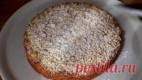 Если вы любите яблоки, вы сойдете с ума от этого торта