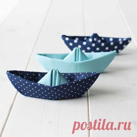 We put napkins. idea. — Make itself, ideas for creativity - DIY Ideas