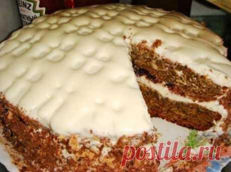 Самый быстрый и вкусный торт.