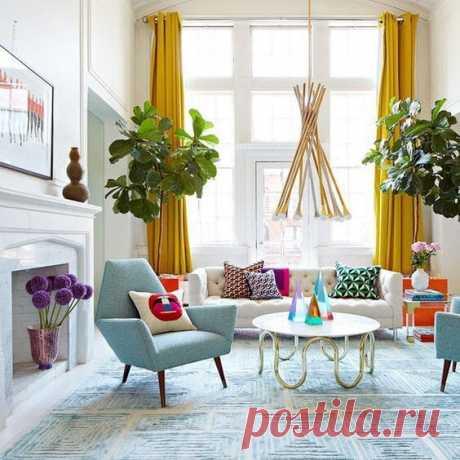 5 фишек, которые делают дома интерьерных блогеров особенными   DIVAN.RU   Яндекс Дзен
