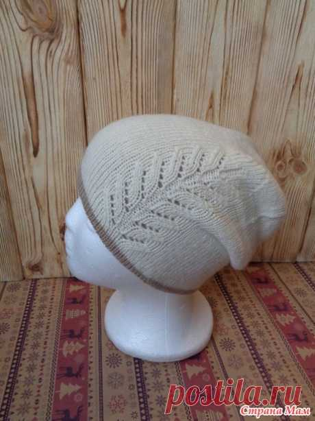 . A bilateral hat - Knitting - the Country of Mothers
