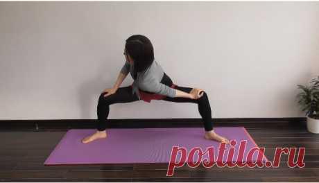 Утягиваем талию, укрепляем спину и поясницу: Всего 1 упражнение!