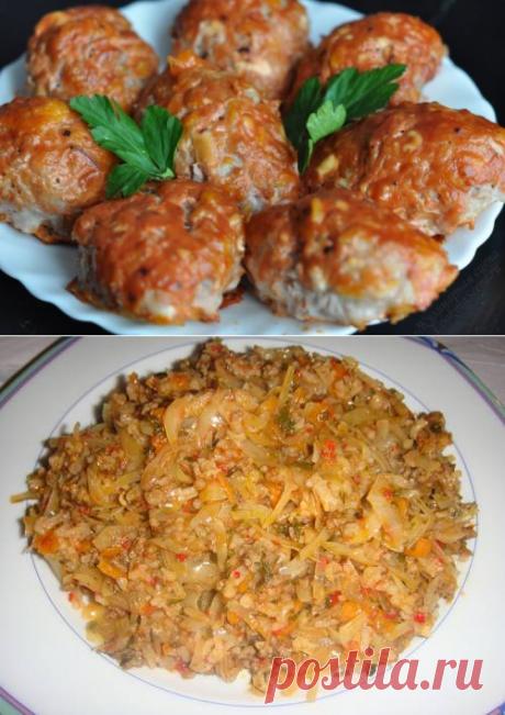 Голубцы ленивые рецепт с рисом и фаршем - рецепт с фото / Простые рецепты