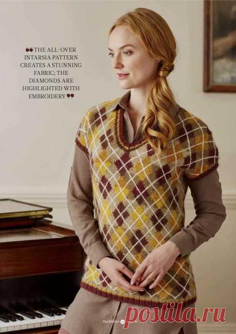 The Knitter Issue 93 2015-tsgtxkr