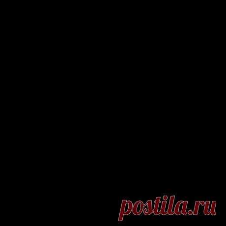Оригинальный шарф снуд спицами – схема….