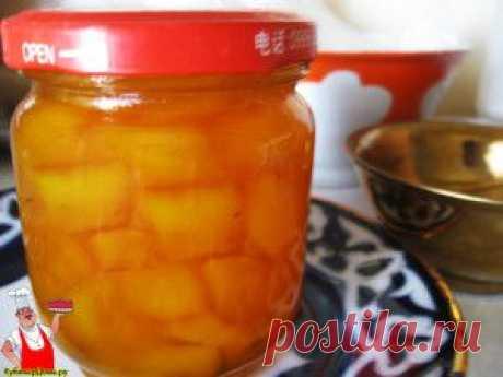 Необыкновенно вкусное абрикосовое (урюковое) варенье.   | Кулинар дома - Готовим дома