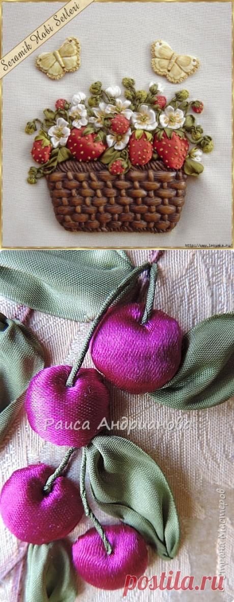 """""""Сочные"""" объемные ягоды"""