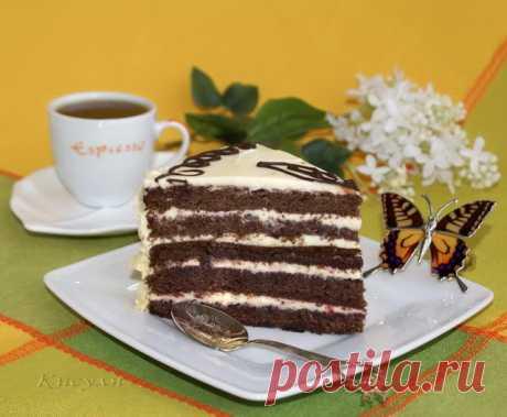 Черёмуховый торт. – пошаговый рецепт с фотографиями