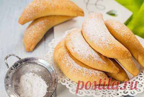 Печенье «Бананы» — Sloosh – кулинарные рецепты
